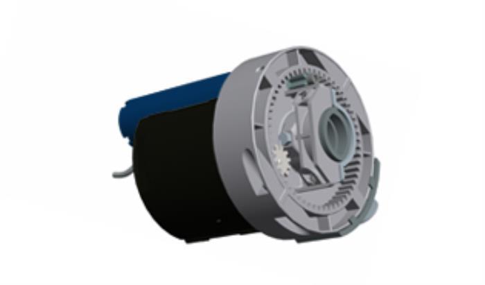 Gaposa Split 60 Graduated Limit switch 48/60mm