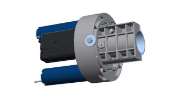 Gaposa split 76 micrometric limit switch